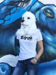 T-SHIRT #DRUNK (FEMME)