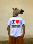 T-SHIRT I LOVE CROSSFIT (HOMME)