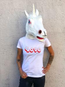 T-SHIRT LOVE (FEMME)