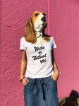 T-SHIRT WICHE OR WITHOUT YOU (FEMME)